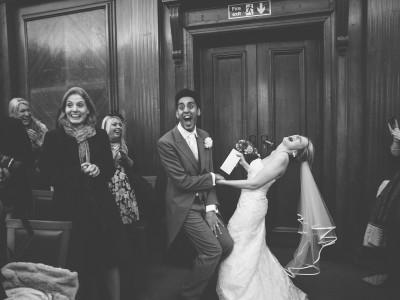 Amy & Muzz, Wedding at Old Marylebone Town Hall, London