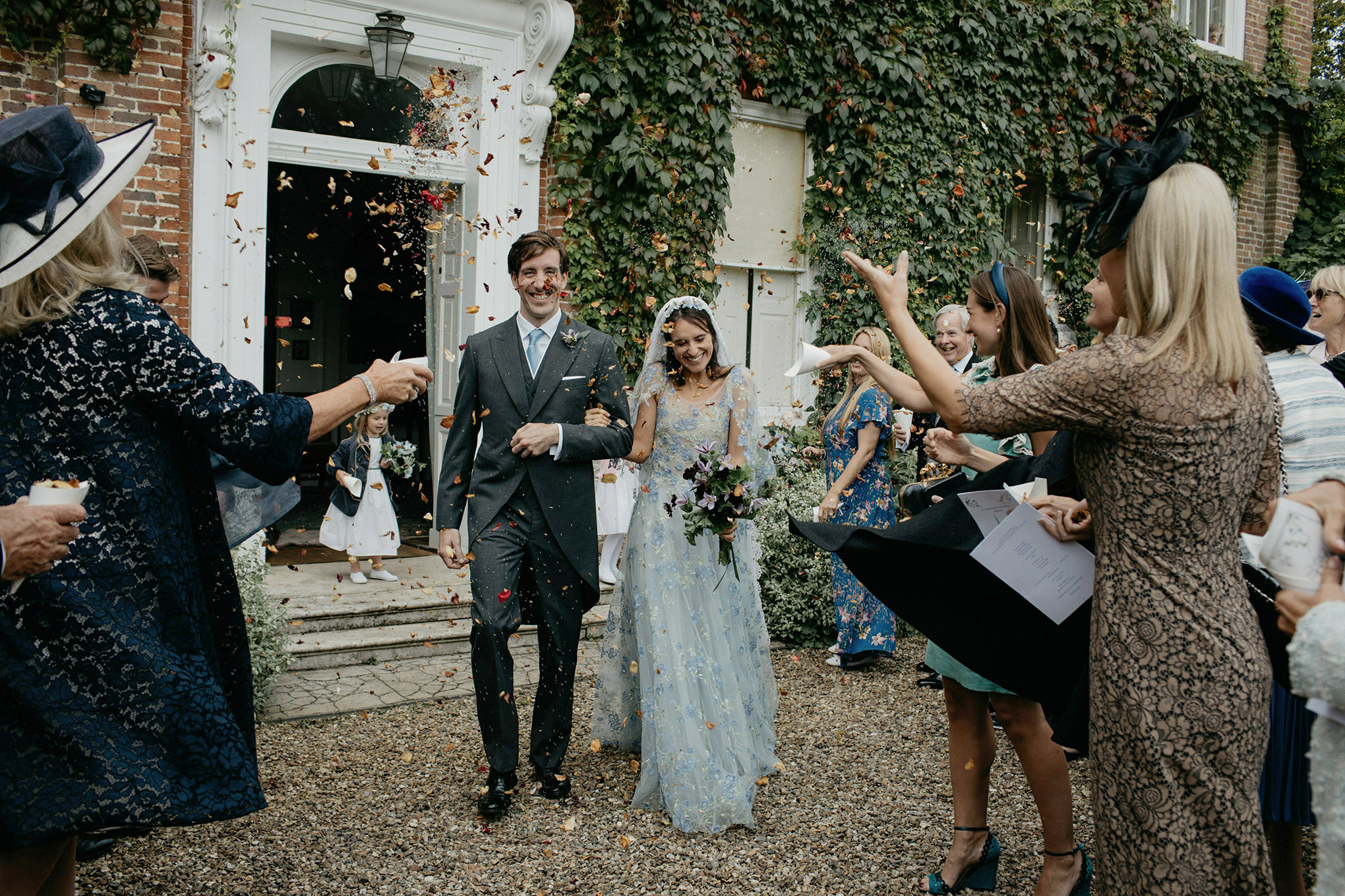 editorial wedding photographer based in london
