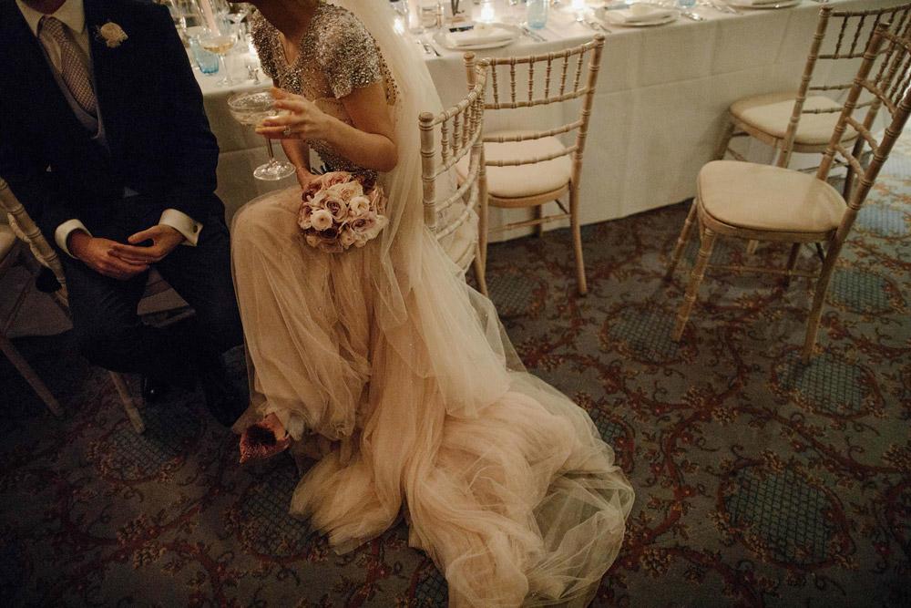 understated luxury wedding