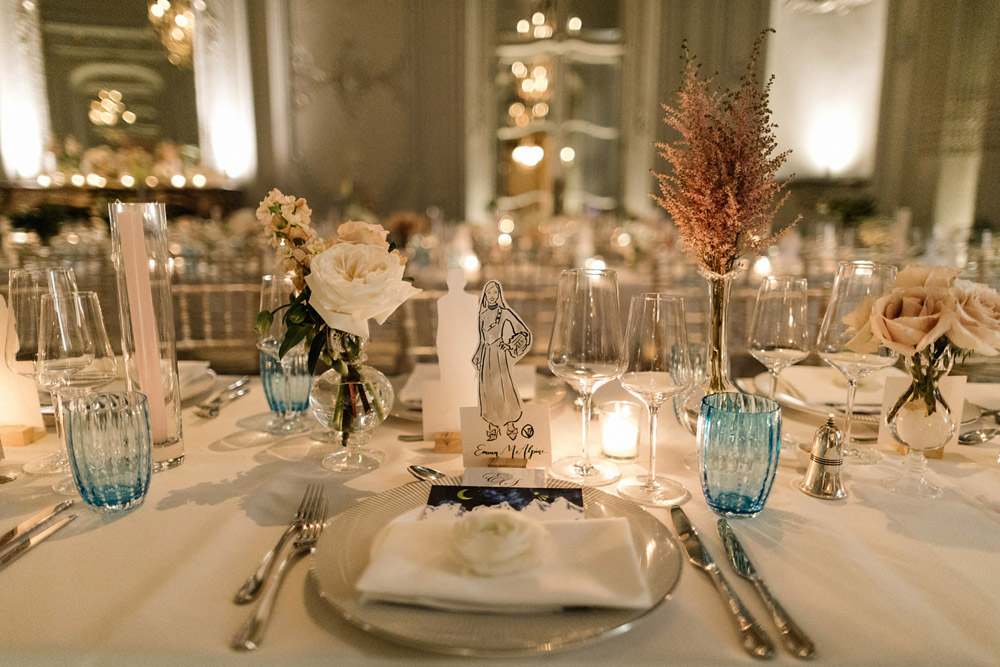 victoria fitzroy wedding illustrations