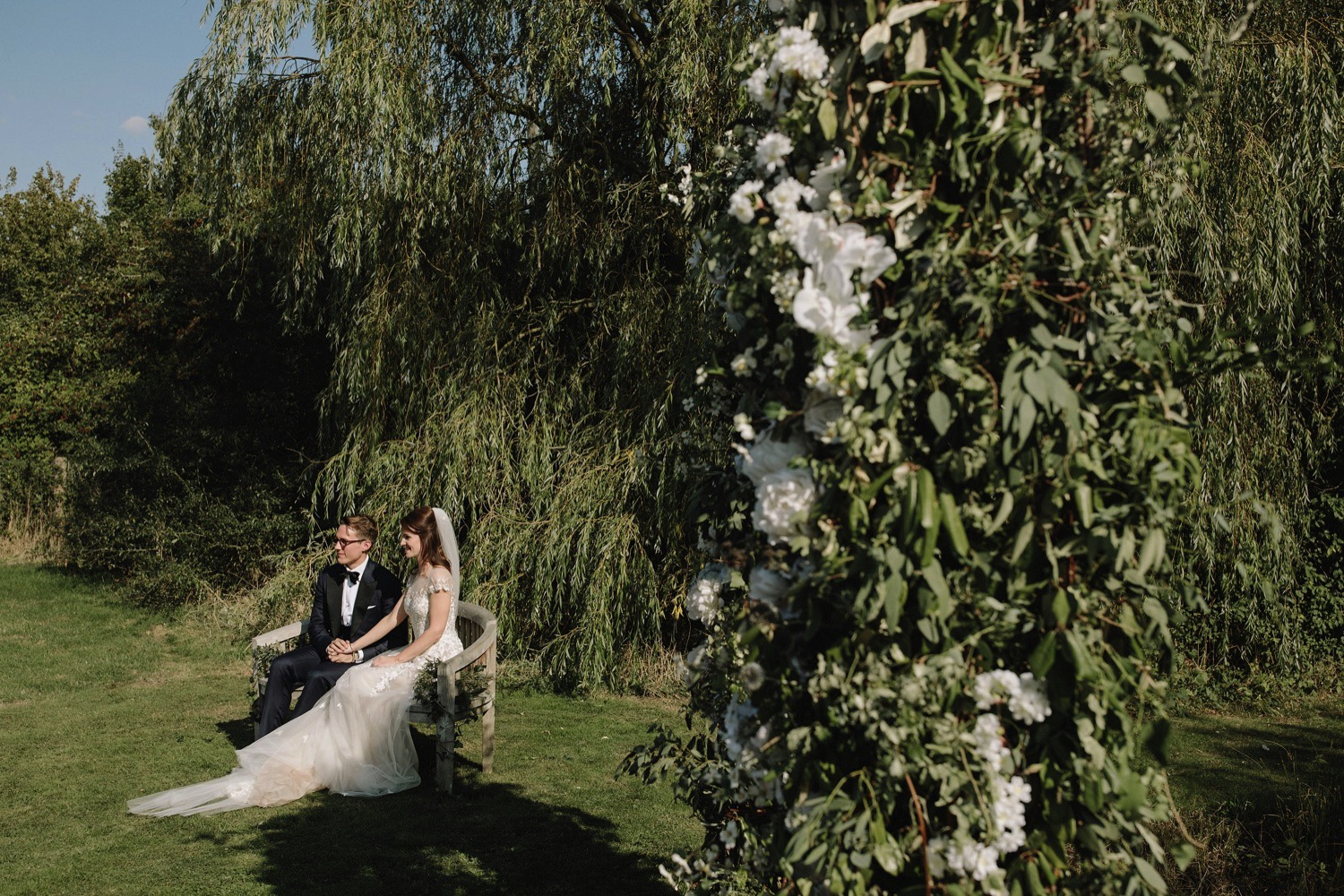 luxury country wedding inspiration